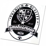 Smokescreen Sticker 2012